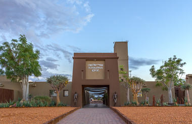 Welcome to Sossusvlei Lodge!