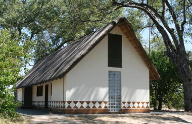 Ablution block - Xakanaxa